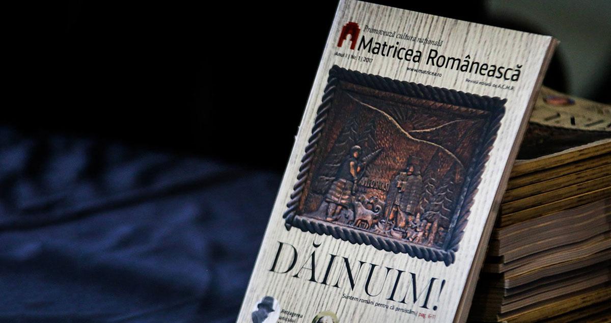 revista matricea romaneasca