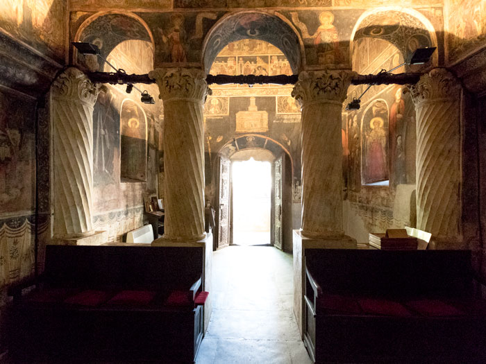 credinţa Mănăstirea Stavropoleos, Bucureşti