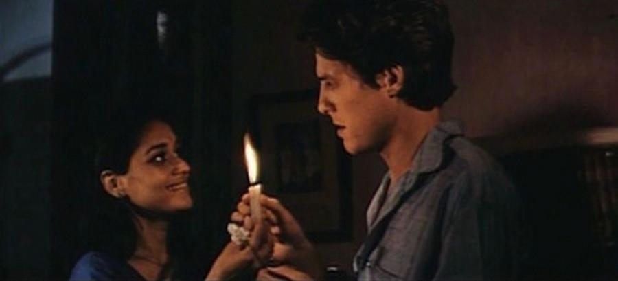 """Scenă din filmul """"La nuit Bengali"""" (1988)"""