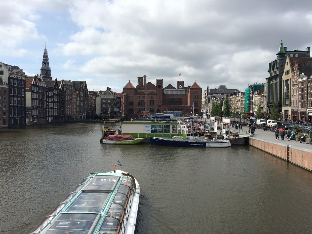 Amsterdam oferă panorame impresionante
