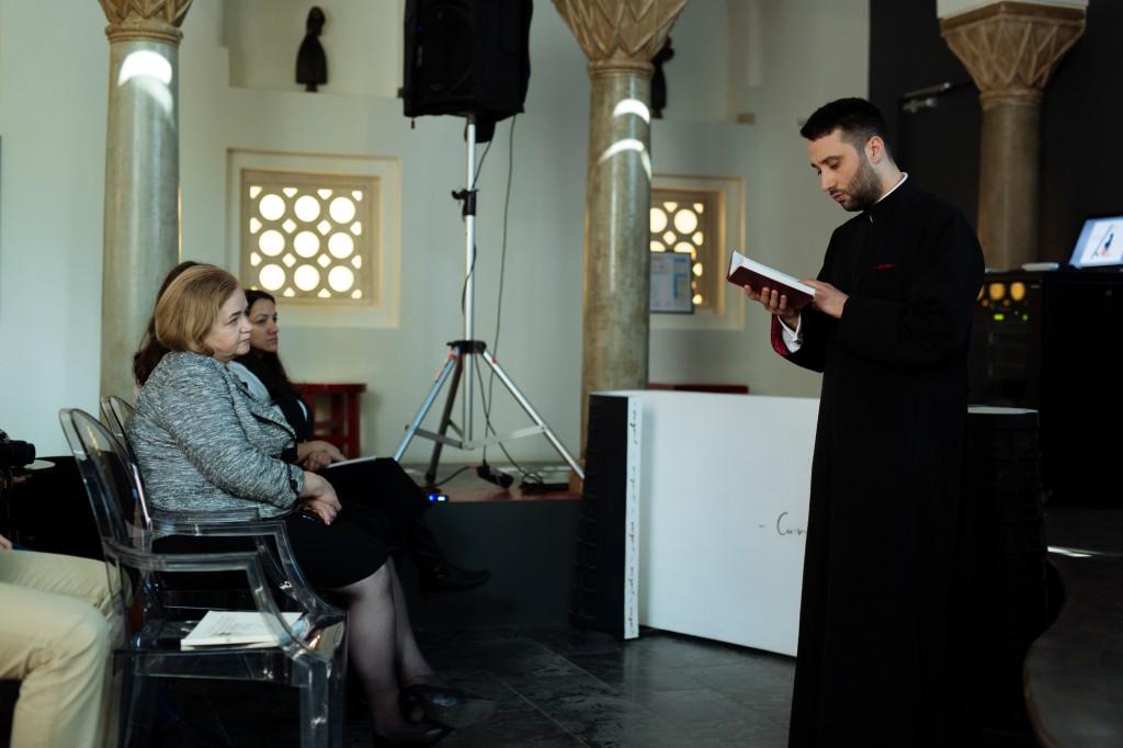 Preotul Florin Marica