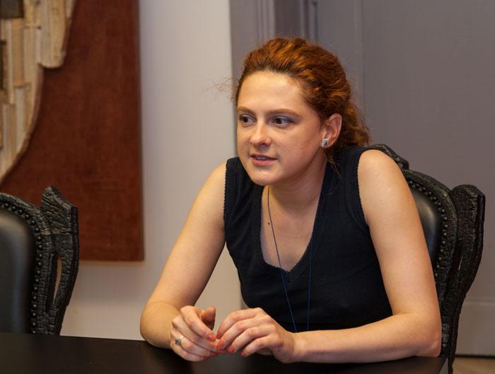 Creatoarea Ana Bănică