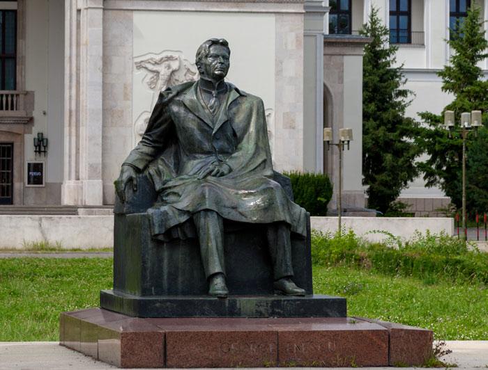 George Enescu, un spirit nemuritor