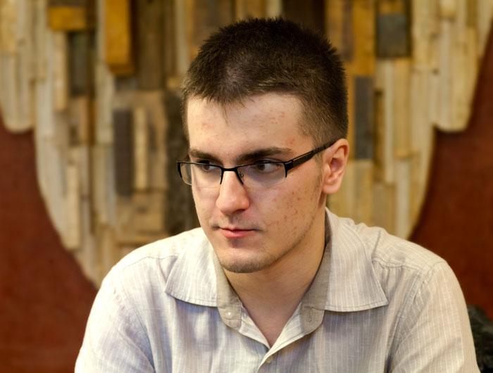 Cristian Alexandru Dragomir este una dintre cele mai luminate tinere minţi ale României