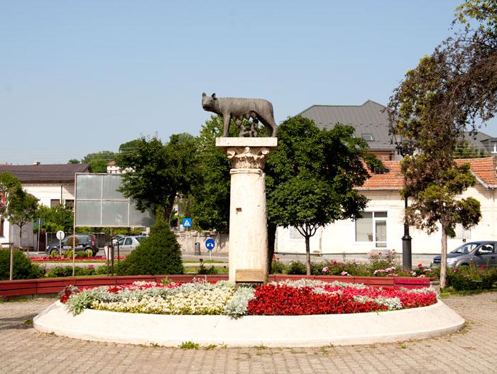 Originile romane ale Albei Iulia şi ale românilor sunt sărbătorite în oraş