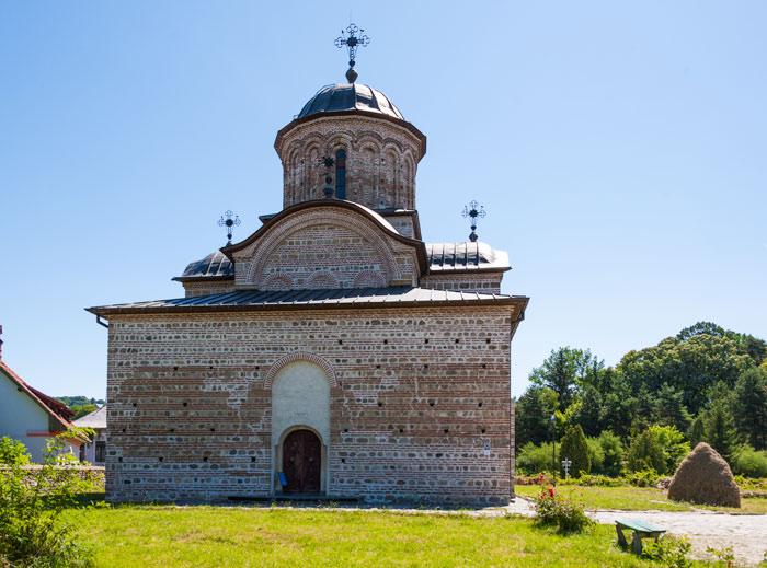 Biserica Domnească din Curtea de Argeș