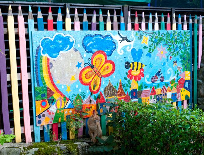 """Creativitatea este una dintre """"mărcile""""Greenotecii"""
