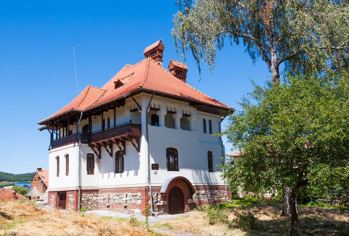 Muzeul de Etnografie Casa Norocea