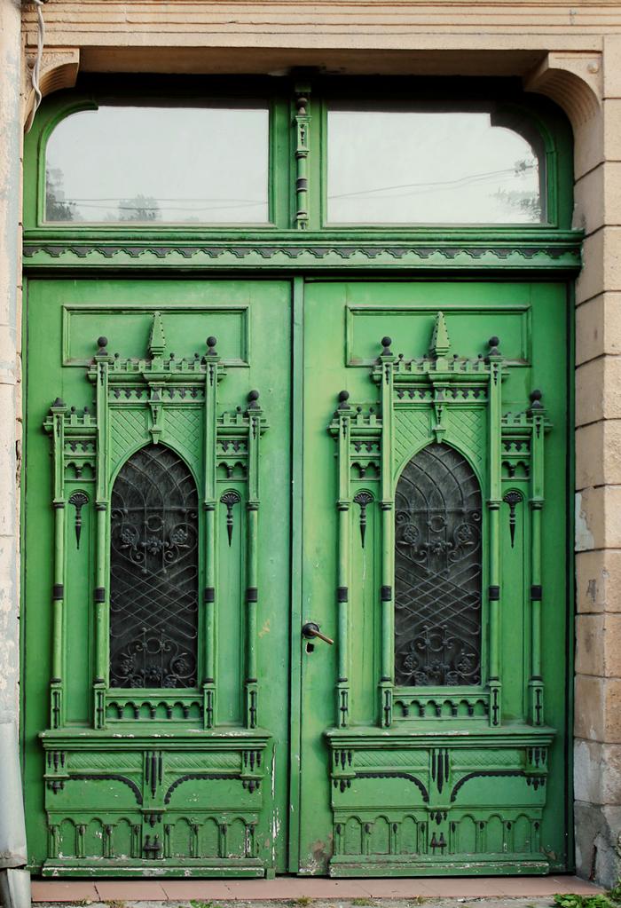 """""""Ușa regină"""" din Deva"""