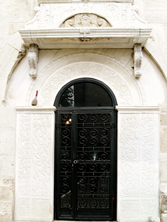 Poarta Mănăstirii Golia din Iași