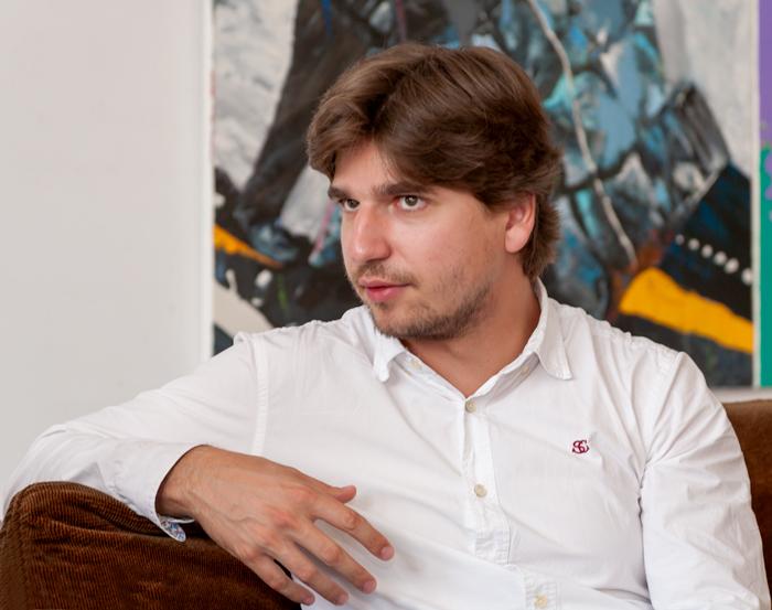 Vlad Stănculeasa (32 de ani), un muzician român de talie internaţională