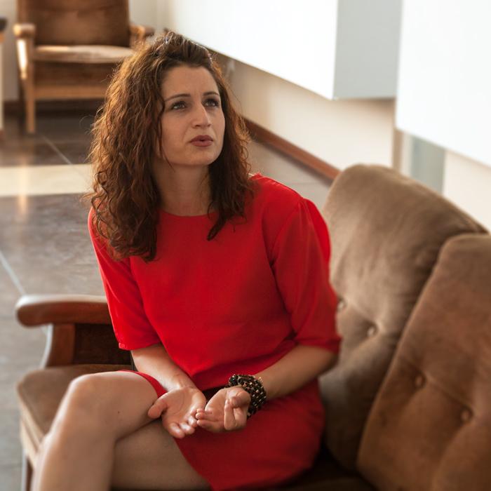 Cântăreața Zorina Bălan, în discuție cu Matricea Românească