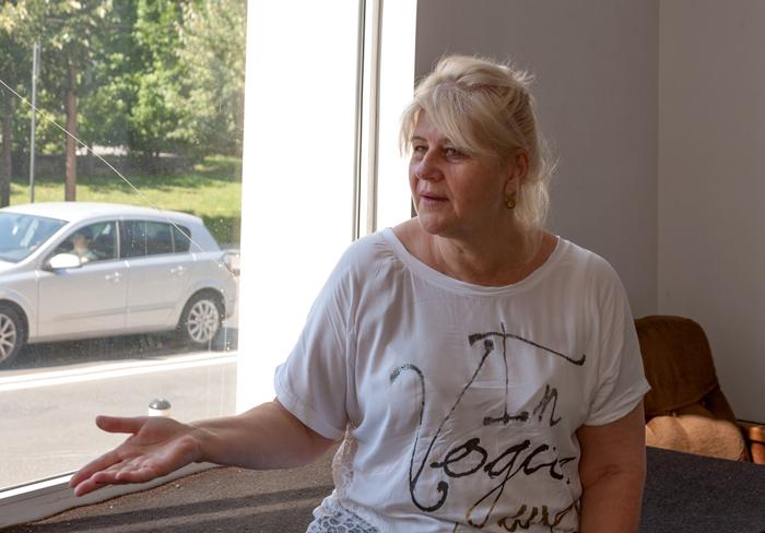Aurora Speranța vorbește cu drag despre primii săi pași în lumea picturii
