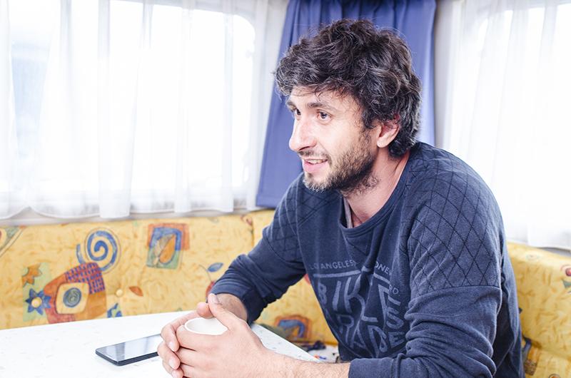 """Dragoş Bucur: """"Dacă stau să mă gândesc care este precedentul thriller românesc, nu știu ce să zic"""""""