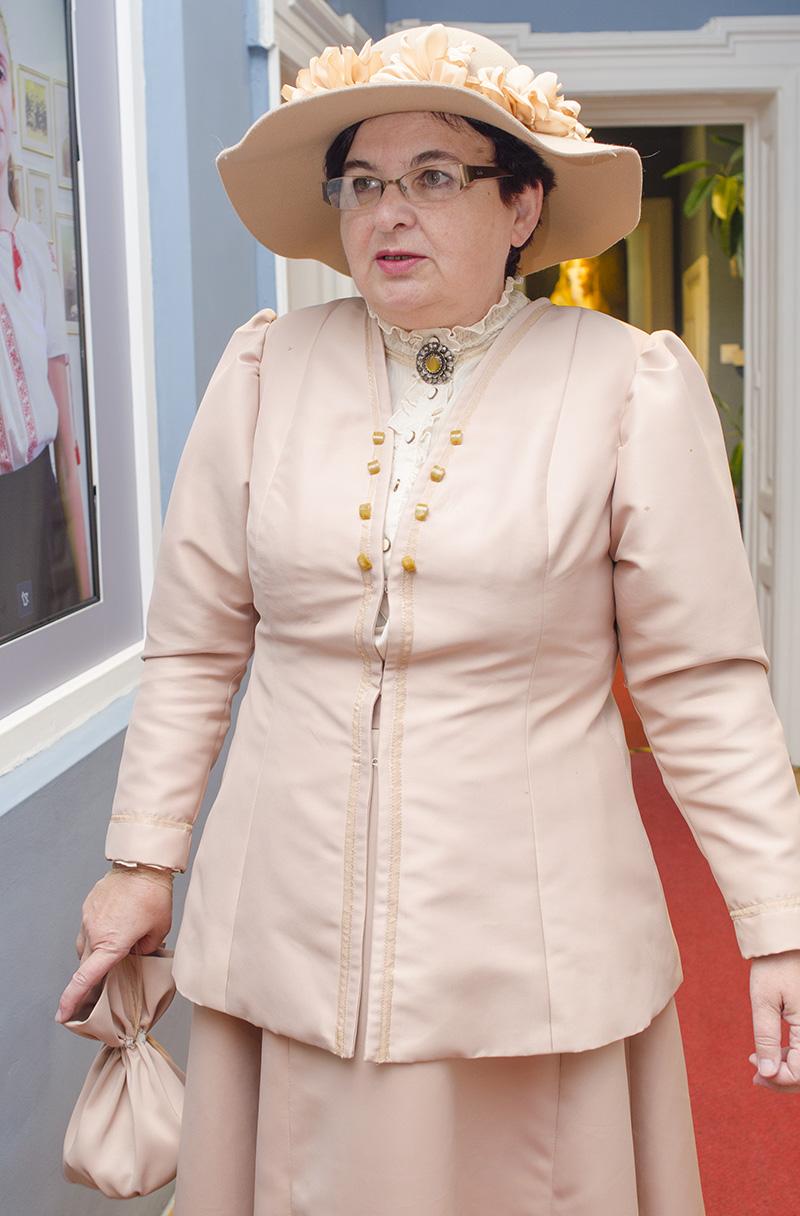 Simona Tăbăcaru, în rolul Mariei Băiulescu