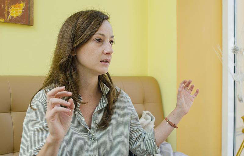 Ioana Anastasia Anton, în discuţie cu Matricea Românească
