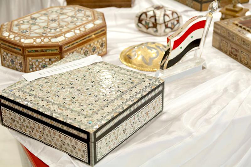 Artă siriană, expusă la Festivalul Ambasadelor