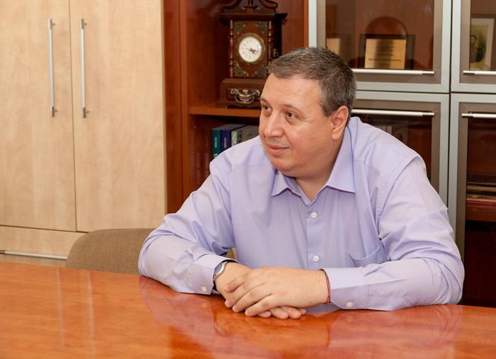 Încrezător în viitorul României: profesorul Sorin Liviu Damean