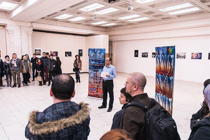 Imagini de la deschiderea Salonului Fotografului Român, ediția 2015