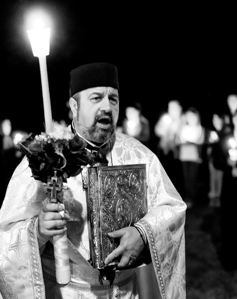 Noaptea de Înviere la Jupânești