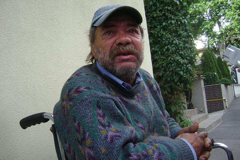 """Doru Marcu (59 ani) și-a pierdut casa crezând în mirajul """"Caritas"""""""