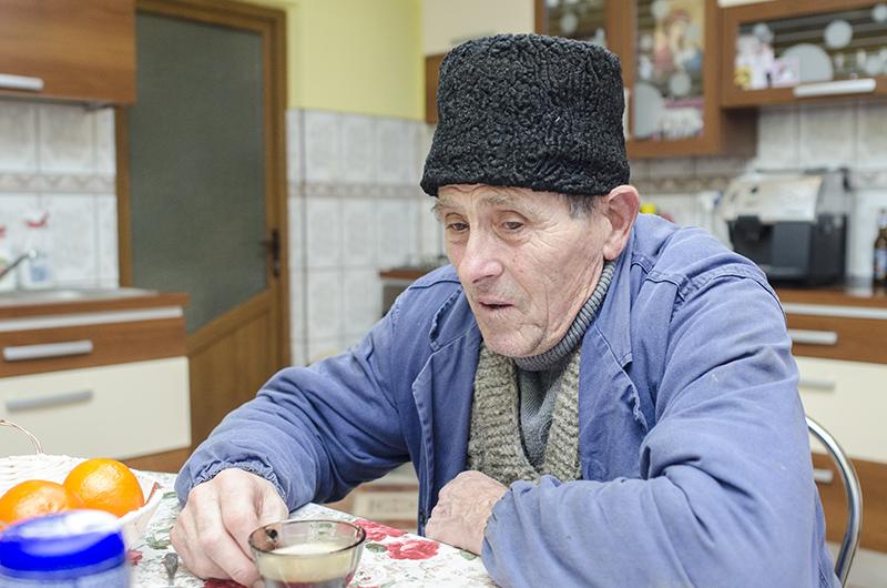 """Meşterul Pop Gheorghe: """"Aş aduna o jumătate de sat, dacă aş strânge toate lucrările făcute"""""""