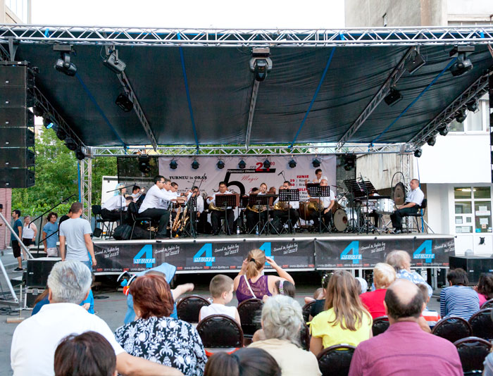 Cultura are puterea de a aduna o comunitate, crede Vlad Drăgulescu. Studiu de caz: cetatea Băniei