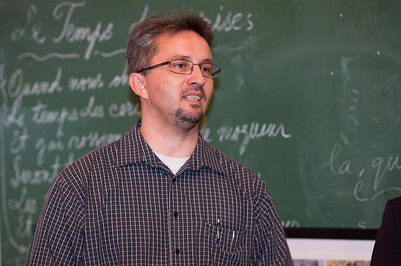 """Dr. Nicolae Mihai, cercetător științific la Institutul de Cercetări Socio-Umane """"C. S. Nicolăescu-Plopșor"""" din Craiova"""