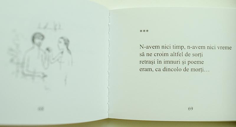 """""""retraşi în imnuri şi poeme / eram, ca dincolo de morţi""""... Nicolae Dabija"""