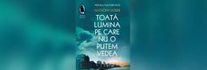 Toata lumina pe care nu o putem vedea recenzie Matricea Românească