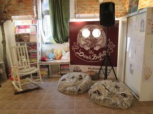 interviu Matricea Romaneasca La Doua Bufnite interior (1)