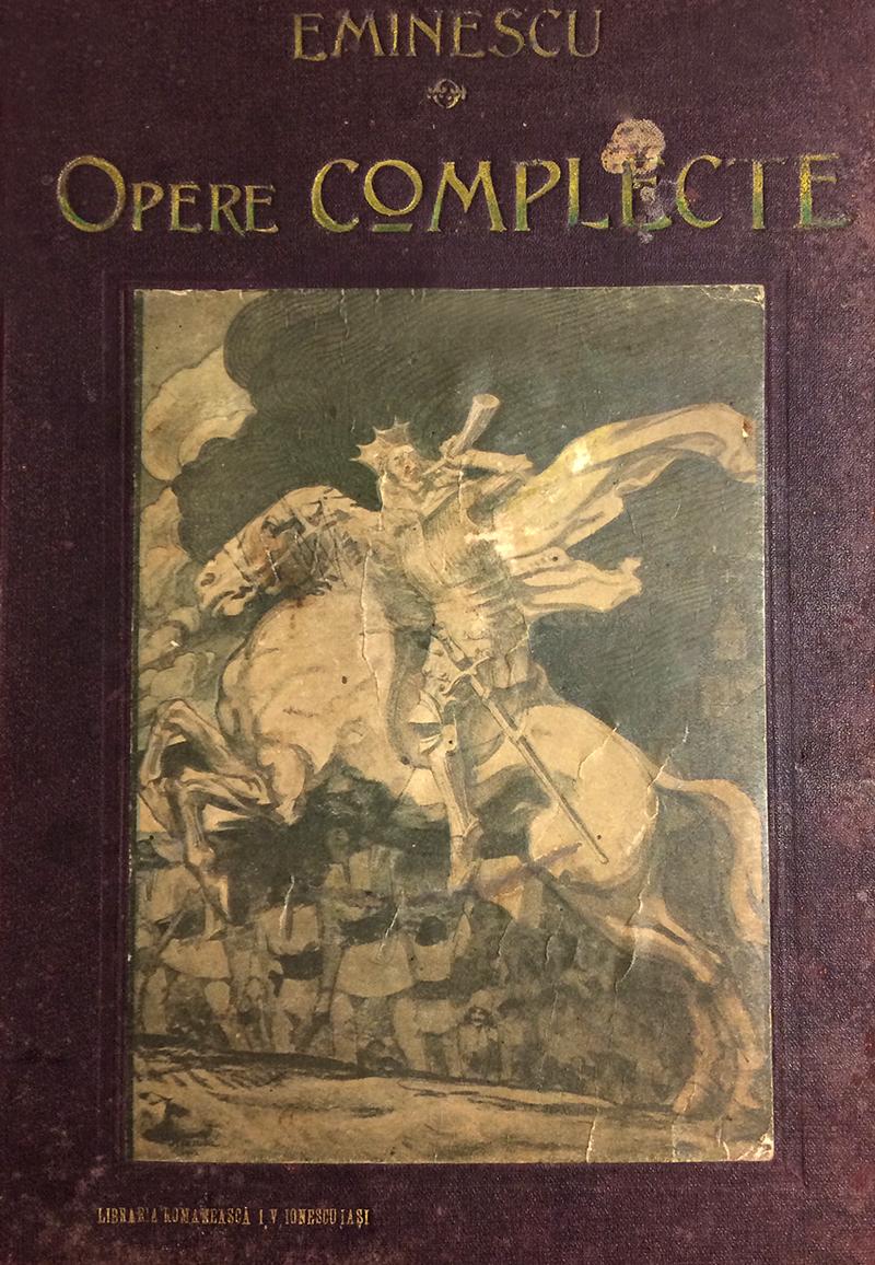 """""""Eminescu - Opere Complecte"""", o comoară între coperte"""