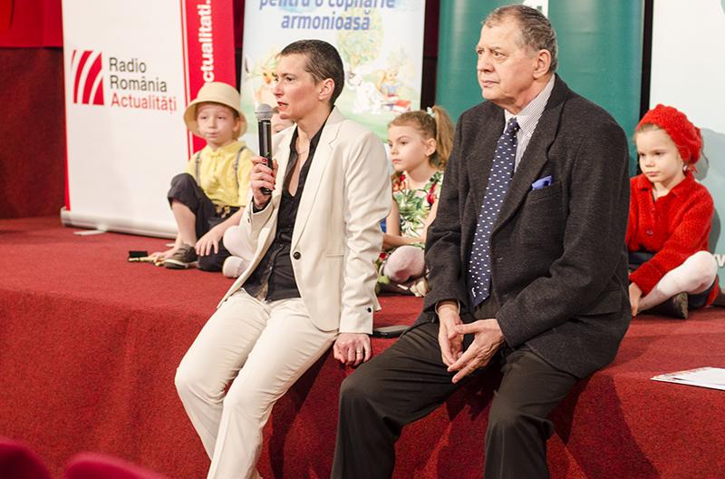 """Elena Boholț: """"Ne dorim să atragem atenția că cinematografia românească a luat o pauză în ceea ce înseamnă producția de film artistic pentru copii"""""""