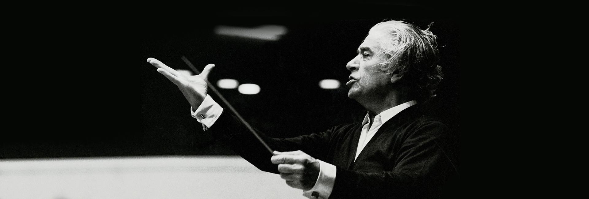 Românul Sergiu Celibidache este considerat unul dintre cei mai mari dirijori ai secolului XX