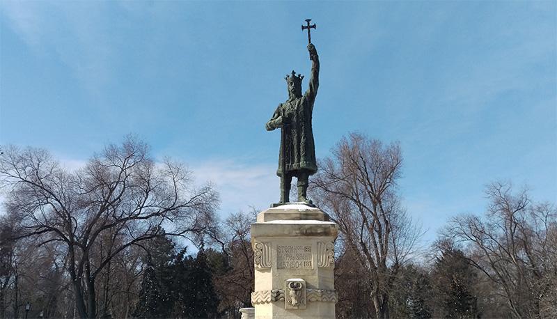 Figură fondatoare pentru români: Ştefan cel Mare