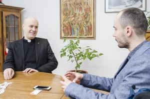 Diaconul Edgar Vulpe interviu Matricea Romaneasca interior (1)