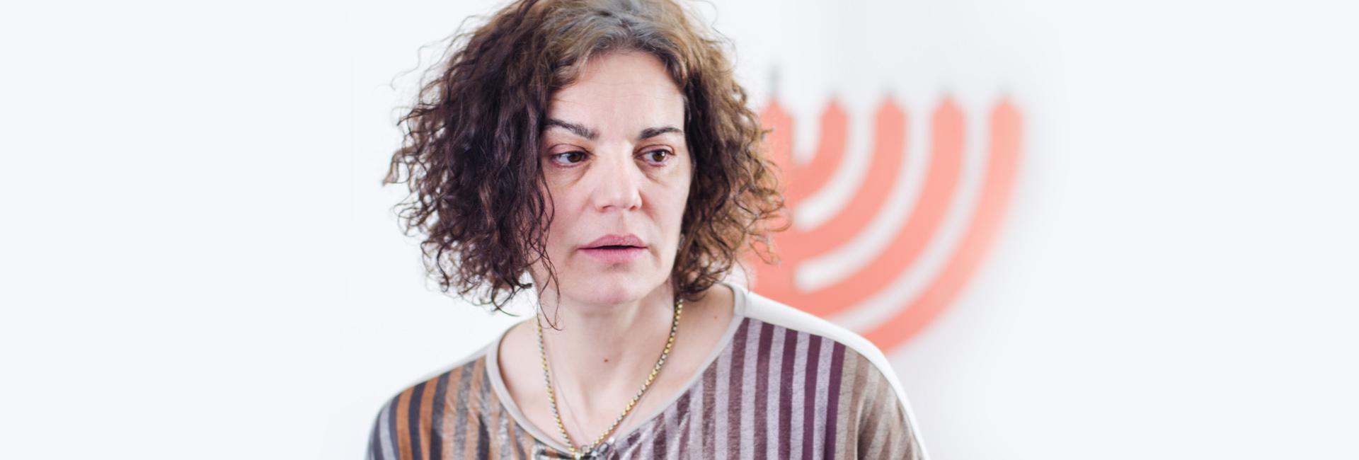 Maia Morgenstern interviu Matricea Romaneasca (2)