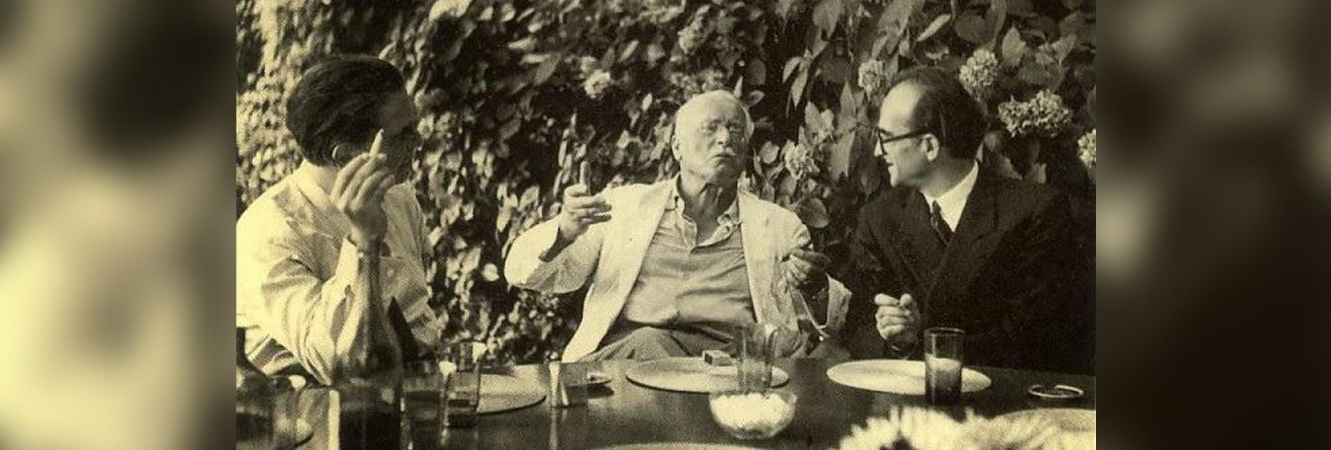 Mircea Eliade Carl Gustav Jung Matricea Romaneasca slider