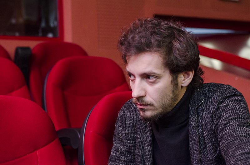 Un tânăr regizor român: Horia Suru