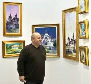 pictorul Vitalie Butescu interior (3)