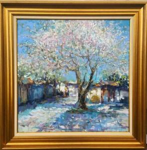 pictorul Vitalie Butescu interior (4)