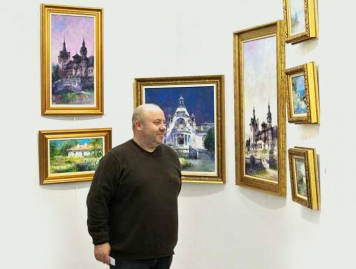 pictorul Vitalie Butescu slider