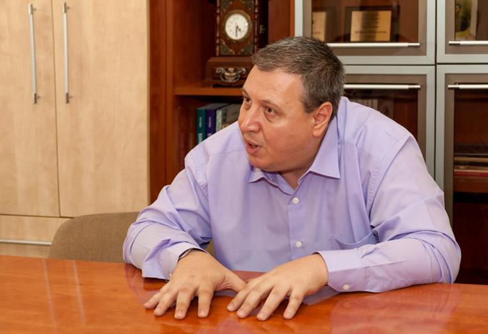 Profesorul universitar Sorin Liviu Damean, Decanul Facultății de Științe Sociale a Universității din Craiova