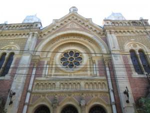 Sinagoga desacralizata din Timisoara