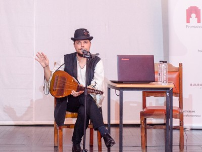 conferință Matricea Românească Târgoviște slider