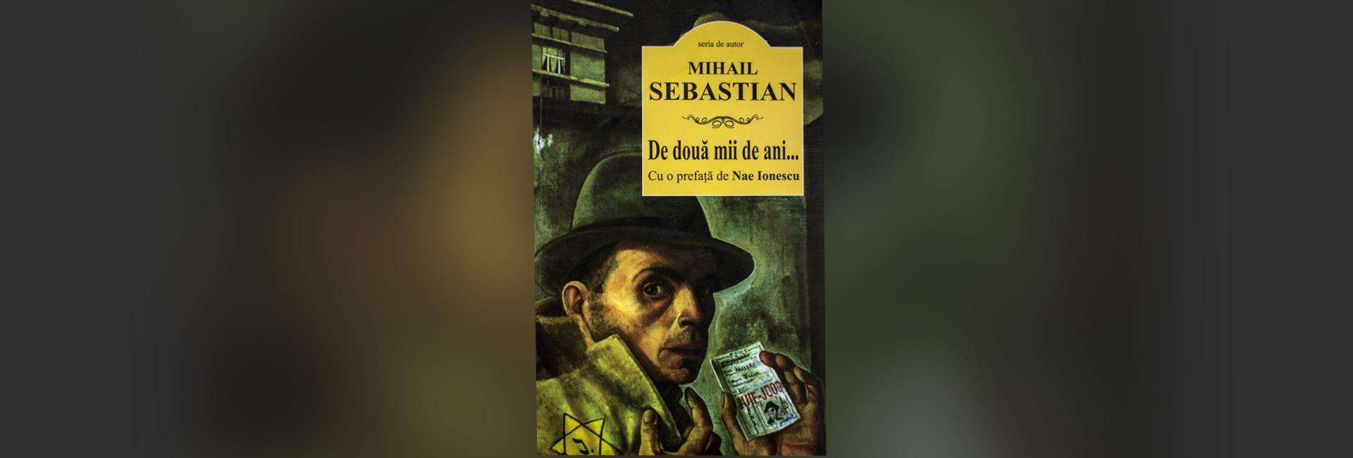 recenzie carte De două mii de ani Mihail Sebastian slider (2)