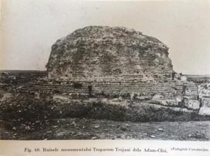 Tropaeum Traiani vechi daci romani interior