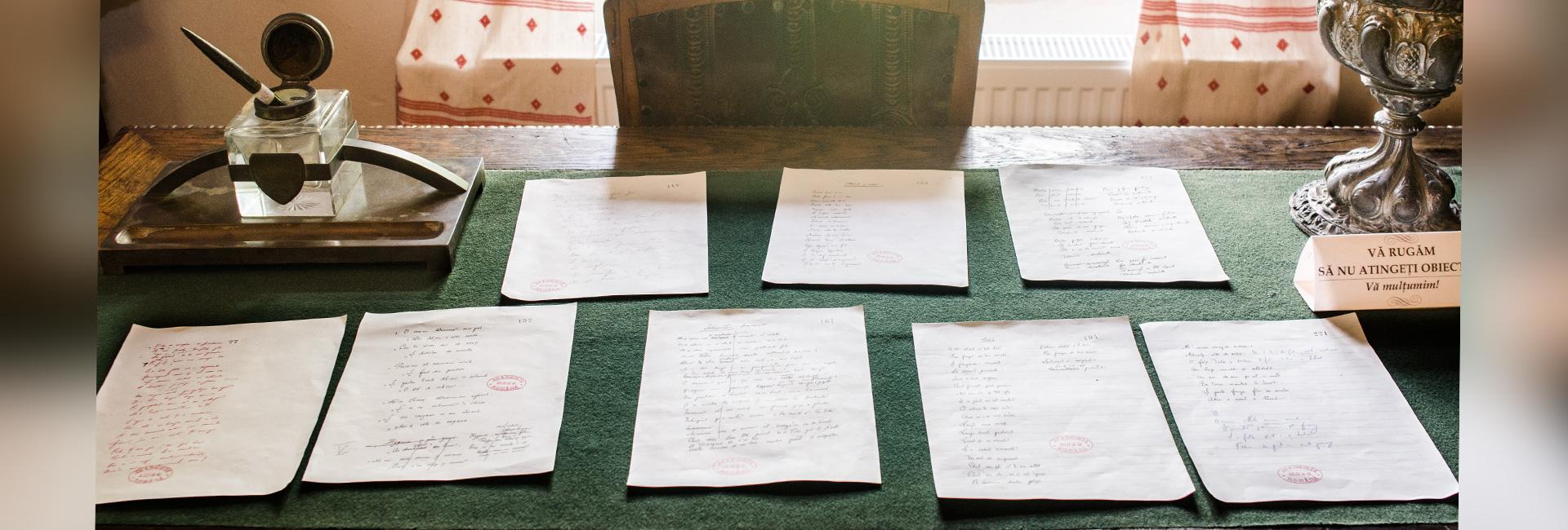 comemorare Mihai Eminescu mare poet român învăţături despre poezie şi iubire slider