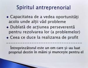 conferință Costea Munteanu  ortodoxie spirit antreprenorial interior