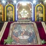 cum se vede Romania din Sofia Bulgaria biserica Sfanta Treime interior 1